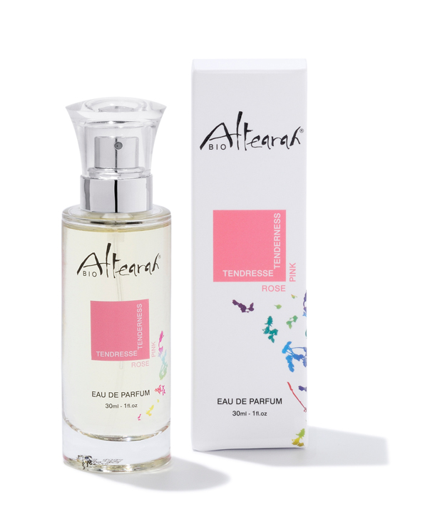 Le parfum de soin Rose Tendresse Altearah Bio