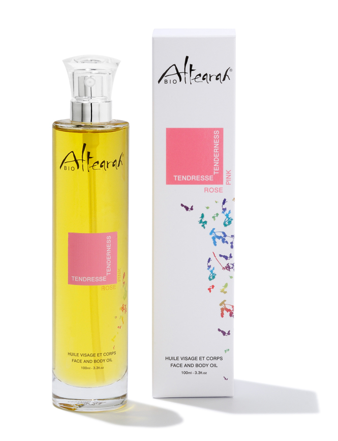 Face and body oil Pink Tenderness