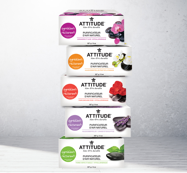 purificateur d'air naturel ATTITUDE